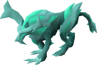 Youngllef Pet from OSRS