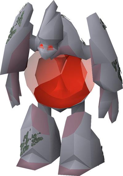 Rift Guardian Pet from OSRS