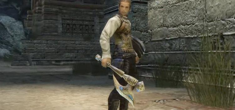 Best Foebreaker Weapons in Final Fantasy XII: The Zodiac Age