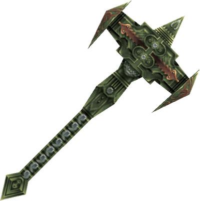 Scorpion Tail & Vrscika Weapons from FF12