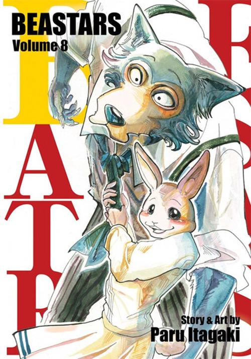 Beastars Volume #8 Manga Cover