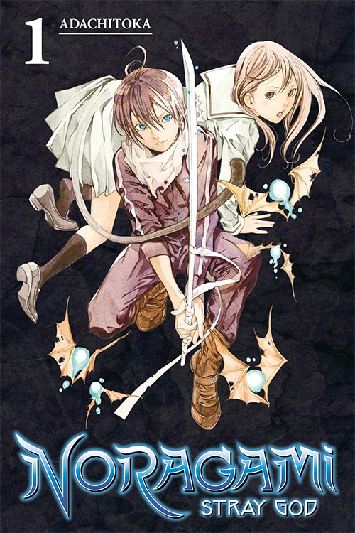 Noragami: Stray God Vol 1 Manga Cover
