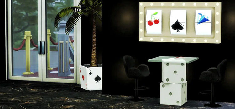 Sims 4 Custom Casino CC, Mods & Lots: The Ultimate Collection