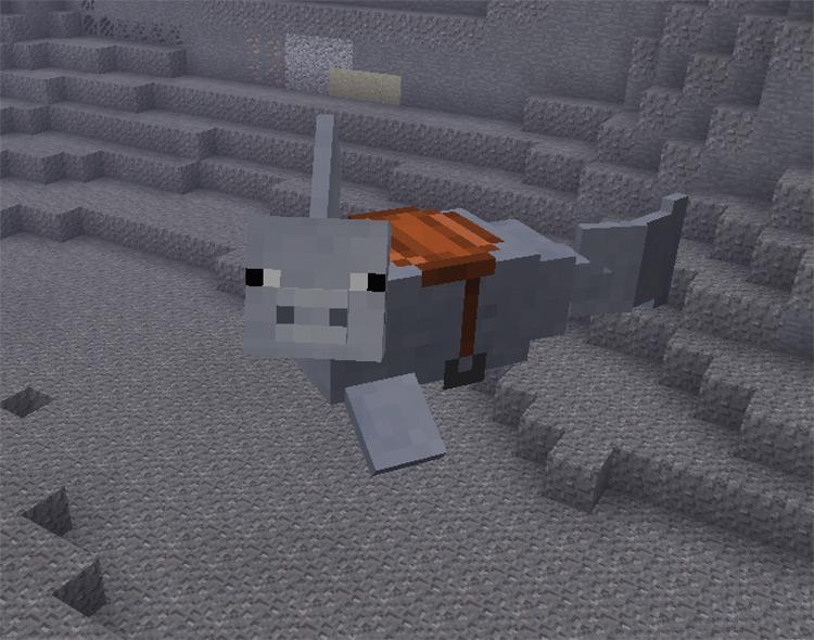 Merpig Minecraft mod screenshot