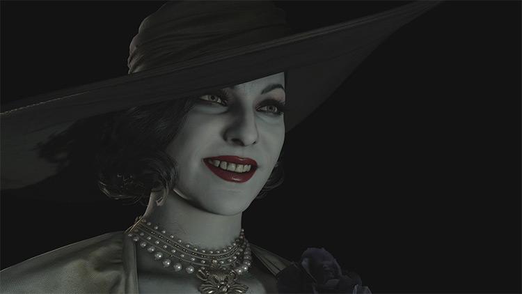 Enhanced Model Viewer mod for RE Village