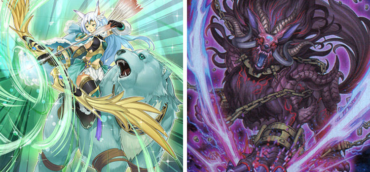 The Best Link 4 Monsters in Yu-Gi-Oh! (Ranked)