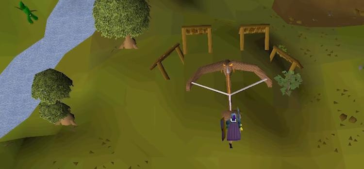 Gnome Tree Village Ranged Screenshot / OSRS