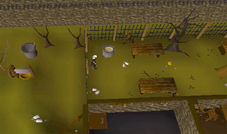 Elf Questline Preview from OSRS
