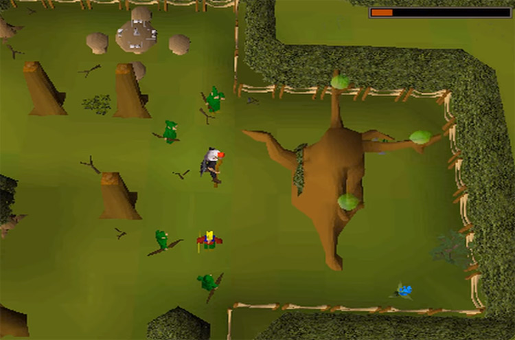 Gnome Tree Saved Quest in OSRS