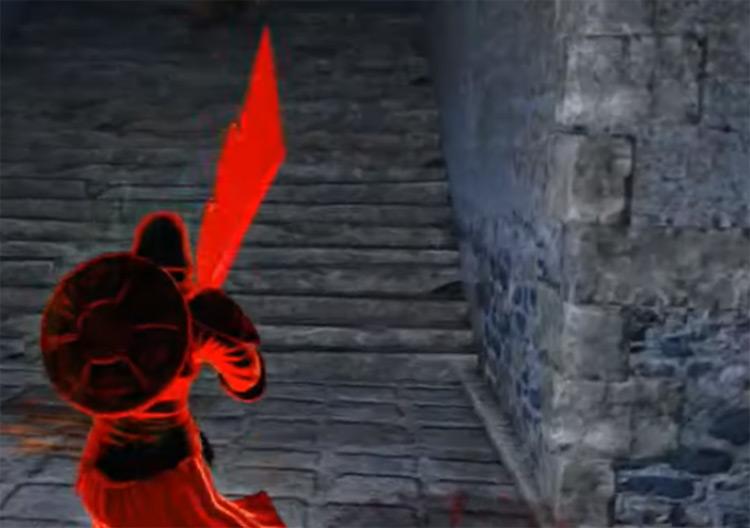 Butcher's Knife in Dark Souls 2