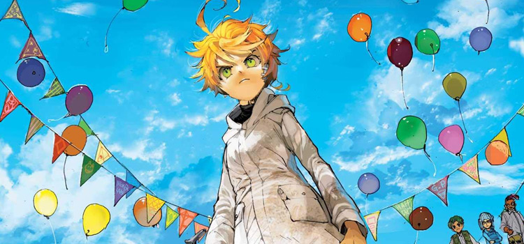 Promised Neverland Manga Vol 9 Cover Preview