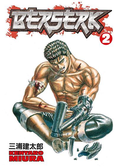 Berserk Volume 2 Manga Cover