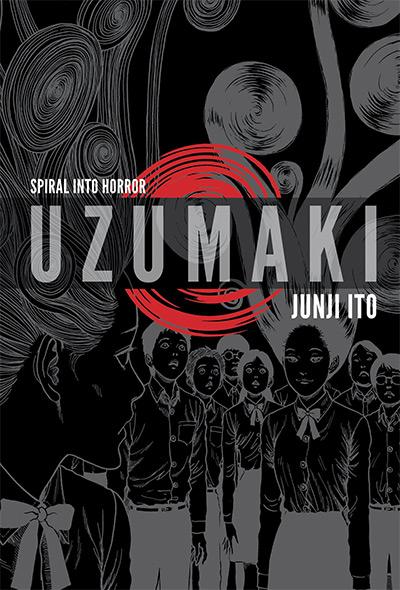 Uzumaki Manga Cover
