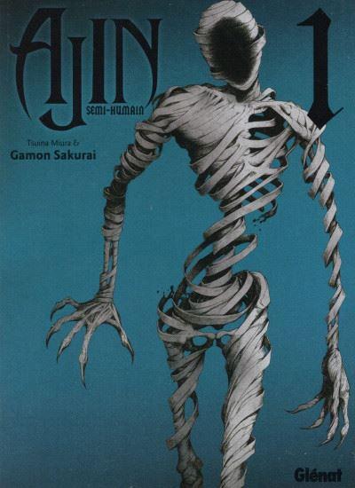 Ajin: Demi-Human / Volume 1 Manga Cover