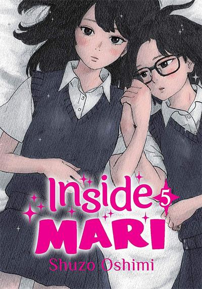 Inside Mari Volume 5 Manga Cover