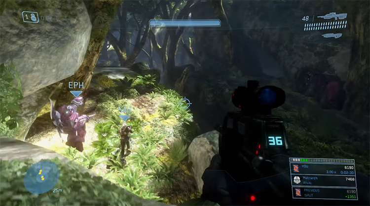 Halo 3 on Xbox 360