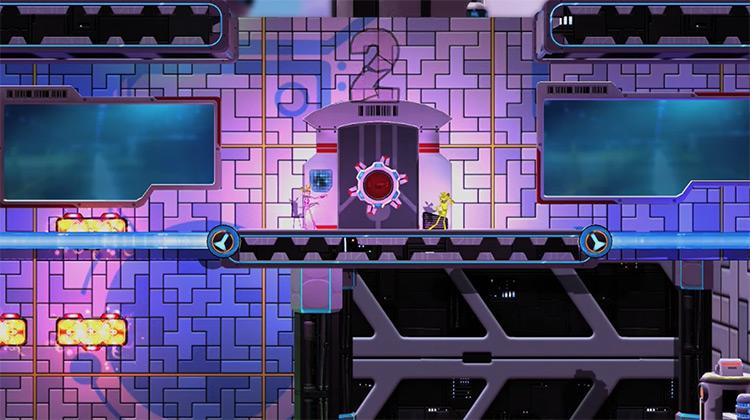 Splosion Man / Xbox 360 gameplay screenshot