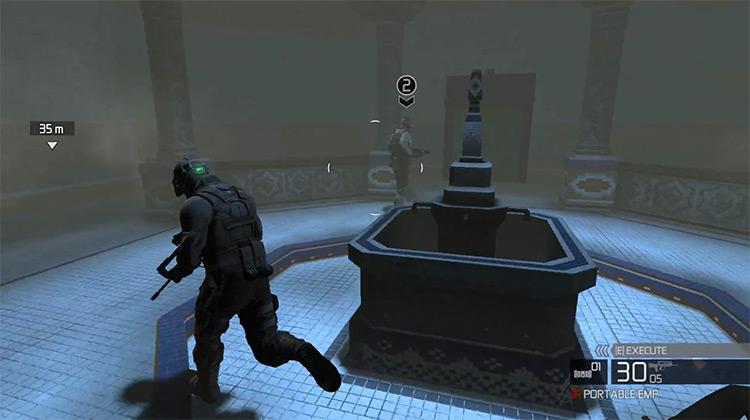 Tom Clancy's Splinter Cell: Conviction / Multiplayer screenshot