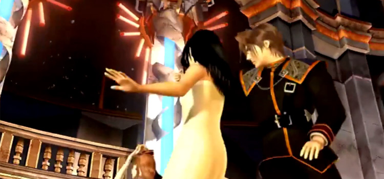 FFVIII Ballroom Dancing Scene / Remastered