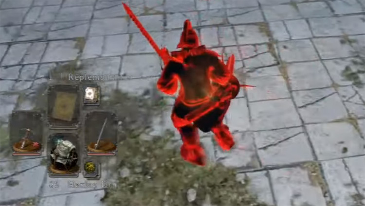 Bleed Infusion Character Build in DS2
