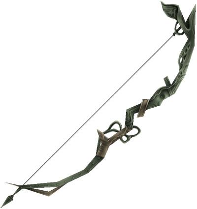 Artemis Bow from FFXII TZA