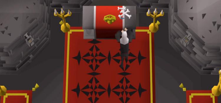Training Prayer with Bones on Chaos Altar/ OSRS HD