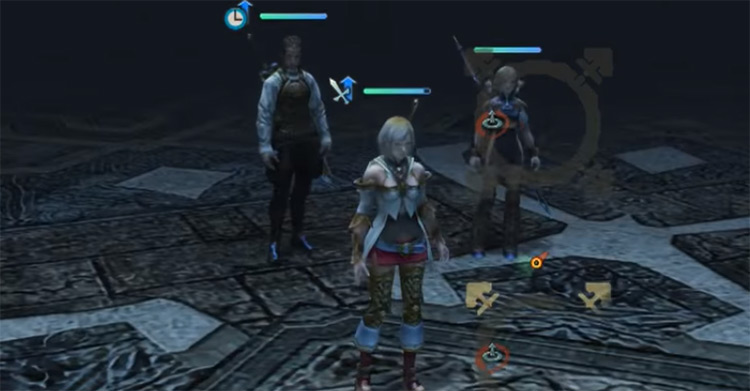 Wither Technick Treasure Location in FFXII