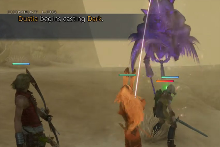 Souleater Screenshot from FFXII TZA