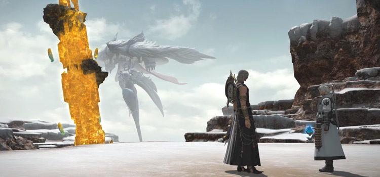 What is Eden in Final Fantasy XIV?