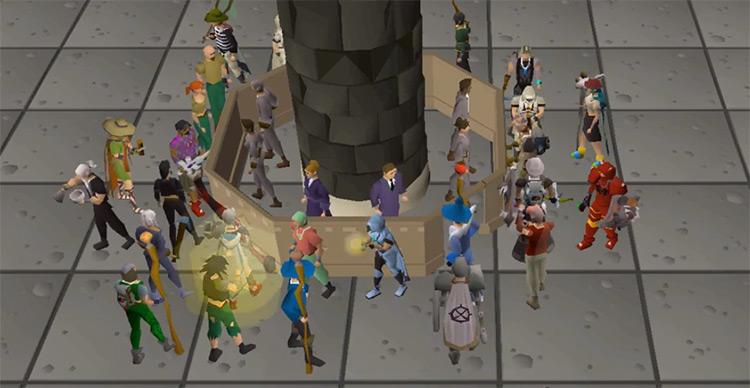 High Alch Magic Training / OSRS Screenshot