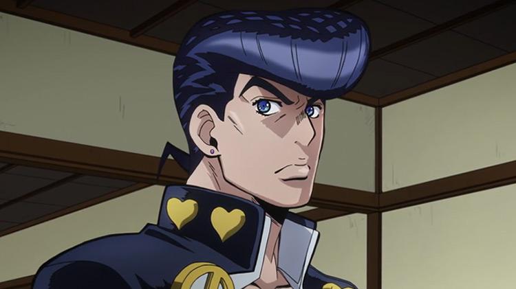 Josuke Higashikata from JoJo's Bizarre Adventure: Diamond is Unbreakable