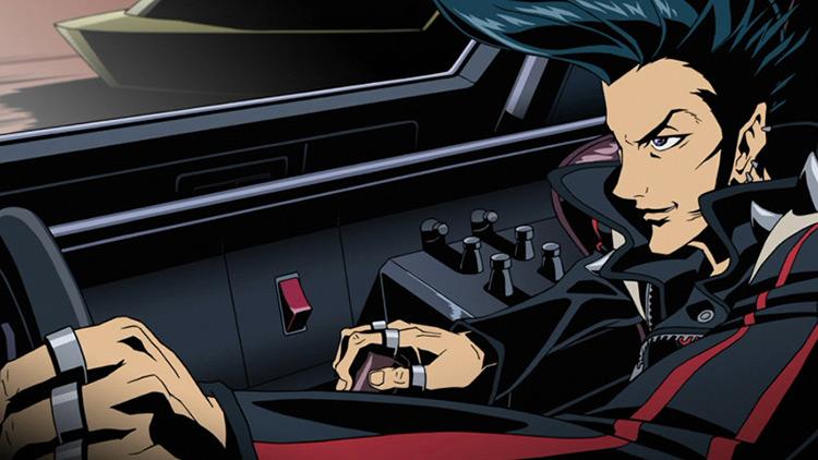 JP from Redline anime