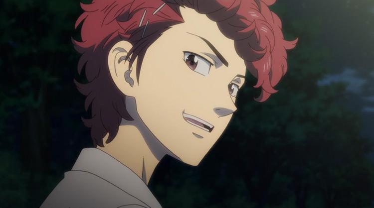 Atsushi Sendo from Tokyo Revengers anime