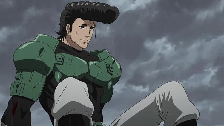 Bulat in Akame ga Kill anime