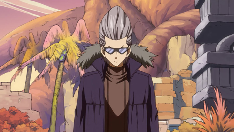 Rustyrose from Fairy Tail anime