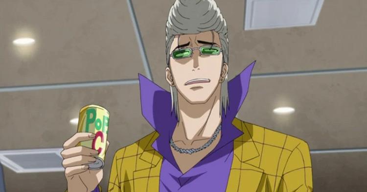 Tatsuya Himekawa Beelzebub anime screenshot