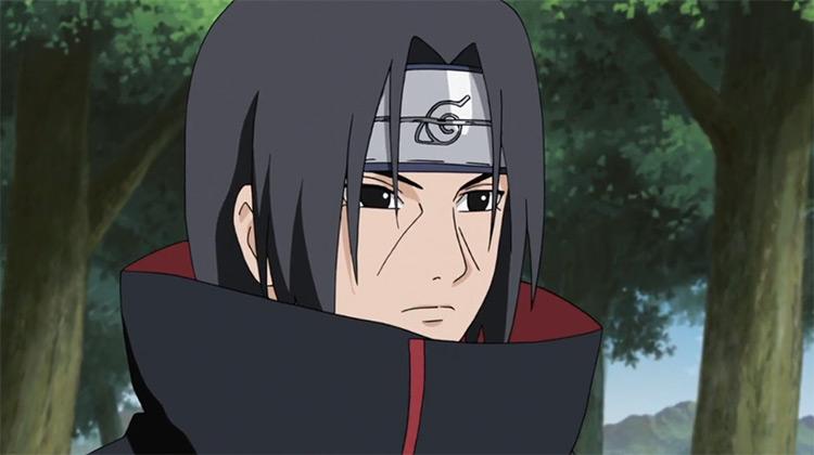 Itachi Uchiha Naruto: Shippuden anime screenshot