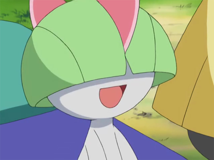 Ralts from the Pokemon anime