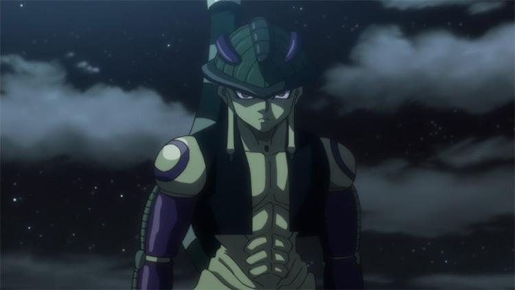 Meruem from Hunter x Hunter anime
