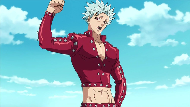Ban from The Seven Deadly Sins anime