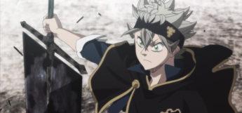 Asta Standing Close-up / Black Clover Anime Screenshot