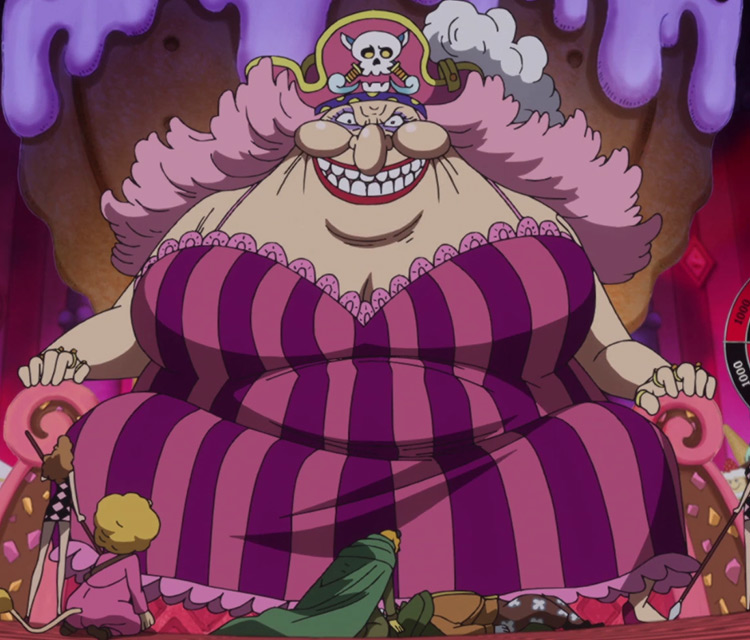 Charlotte Linlin from One Piece anime