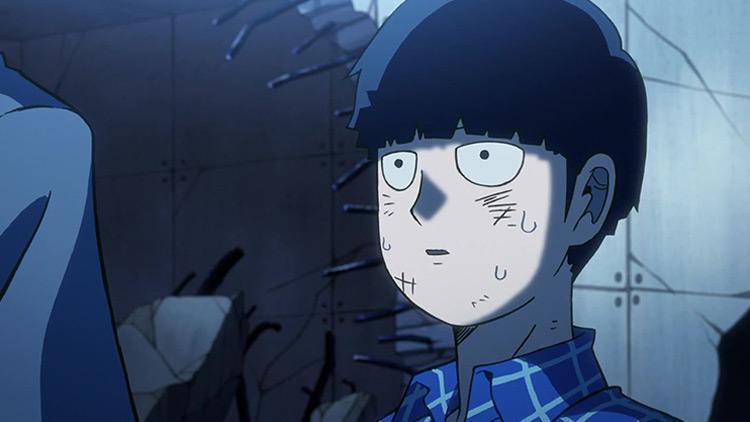 Shigeo Kageyama in Mob Psycho 100