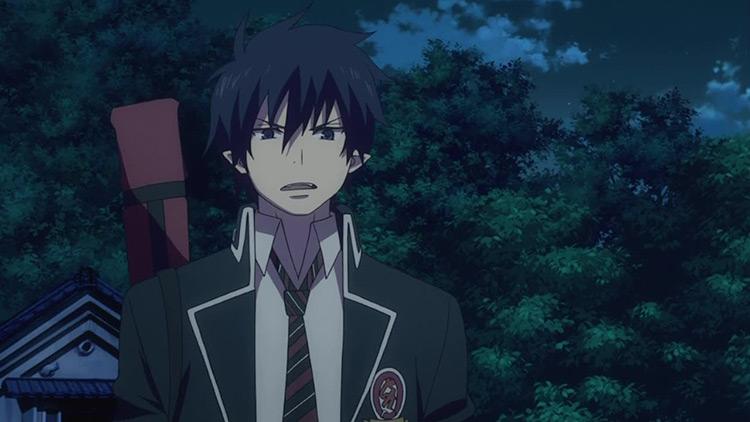 Rin Okumura from Blue Exorcist anime