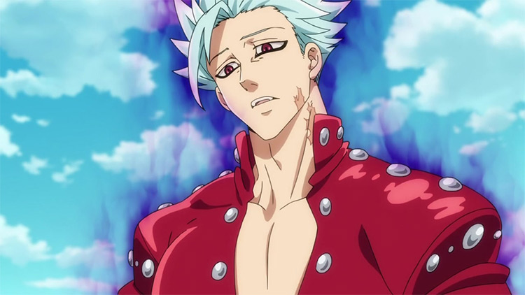 Ban in The Seven Deadly Sins anime