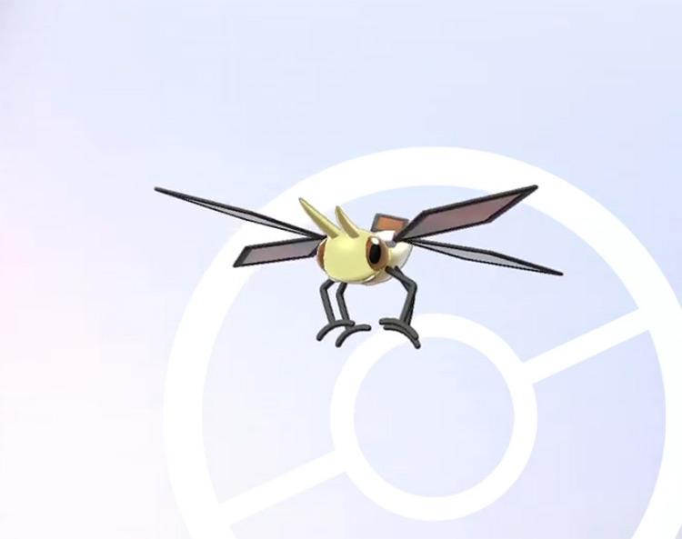 Shiny Vibrava / Pokémon Sword and Shield