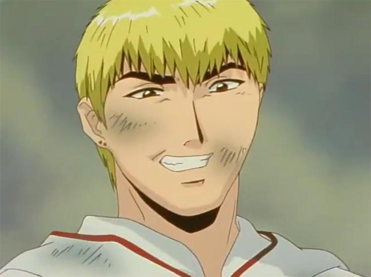 Eikichi Onizuka in Great Teacher Onizuka