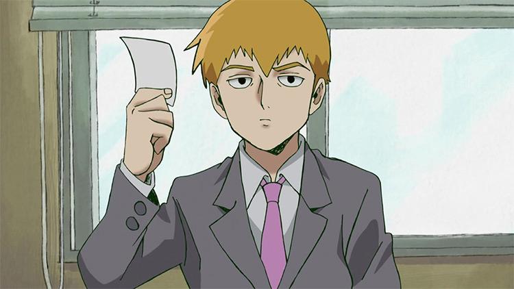 Reigen Arataka Mob Psycho 100 anime screenshot