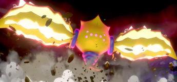 Regieleki G-max screenshot from Pokemon Sw/Sh
