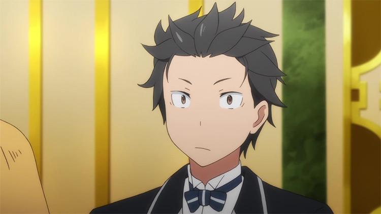 Subaru Natsuki from Re: Zero anime